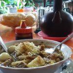 Nikmatnya Soto Mula Ngeno