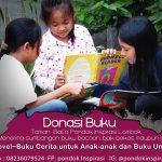 Pondok Inspirasi Membuka Donasi