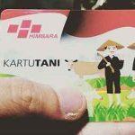 Kartu Tani, Kartu Saktinya Petani Indonesia