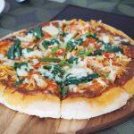 Pizza Ayam Taliwang
