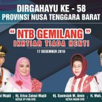 Kado Ulang Tahun NTB ke 58 Dari Wilayah Selatan Lombok Timur