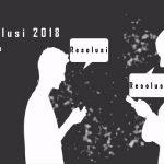 Resolusi Warganet : yang Lama Rasa Baru di Tahun Baru 2018